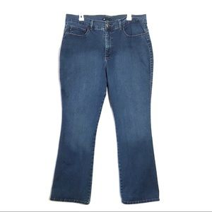 Lee Jeans Easy Fit Stretch Flare Mid-Rise 36x30